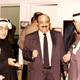 Khaldoun with Ahmad Al Sarraf and colleagues. Kuwait