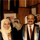 Graduation ceremony. Kuwait university