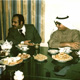 Khaldoun with colleagues. Kuwait