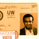 University ID card. Washington, USA. 1972
